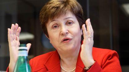 IMF duidt Kristalina Georgieva aan als nieuwe baas