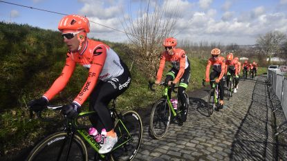 Verkennen voor 'Vlaanderens Mooiste': Vanmarcke, Stuyven, Degenkolb en Kristoff dokkeren al over de kasseien