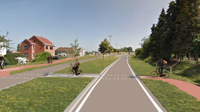 Sint-Truiden legt fietssnelweg aan langs N3