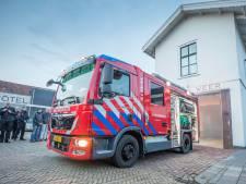 Nieuwe tankautospuit voor Wolphaartsdijk