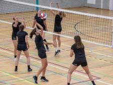 Volleybalclub FAST legt hervatte training alweer stil