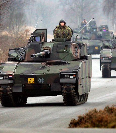 De 'taxi' van het slagveld is straks niet meer te raken met een raket