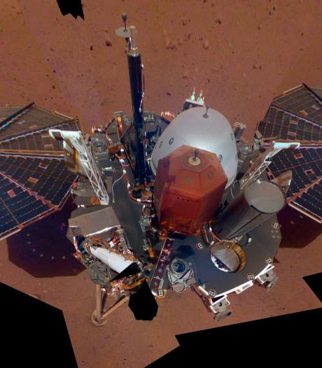 Nasa levert voortaan elke dag weerbericht van Mars: het is er ijs- en ijskoud