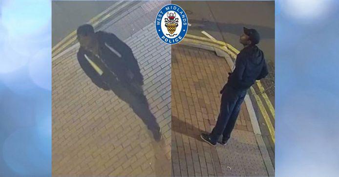 De politie heeft beelden verspreid van de man die acht willekeurige, jonge mensen neerstak in het centrum van Birmingham