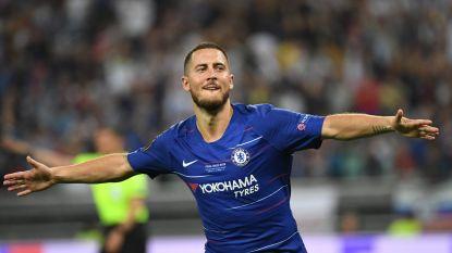 """VIDEO. Onze man geeft de laatste update rond Hazard: """"In Spanje gaan ze ervan uit dat hij bij Real 30 miljoen euro bruto zal verdienen"""""""