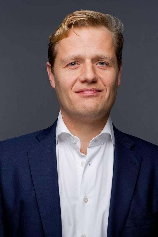 VVD Tweede Kamerlid Jan Middendorp