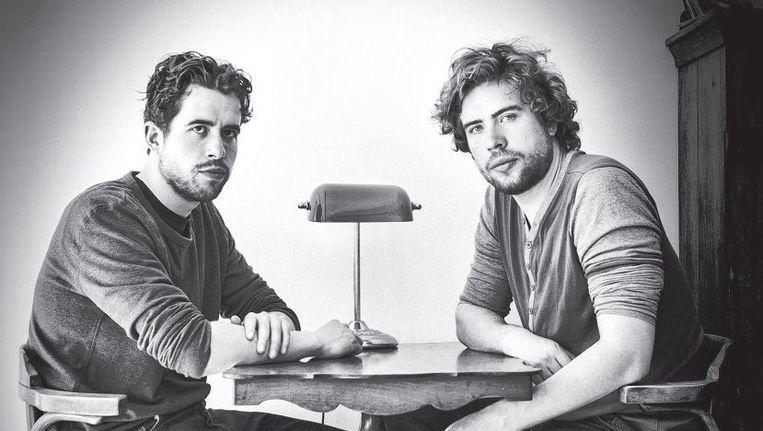 Thomas (links) en Daan Heerma van Voss: