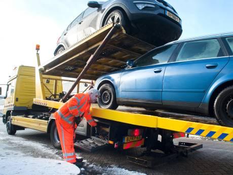 Bergers: Nederlanders staan onnodig lang in file na ongeval