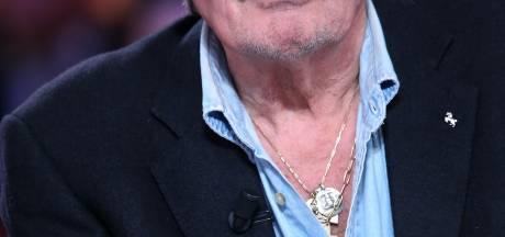 """Alain Delon """"approuve et pousse"""" le Front National"""