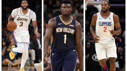 Geweldige jaargang in de NBA in het verschiet: tien dingen om naar uit te kijken