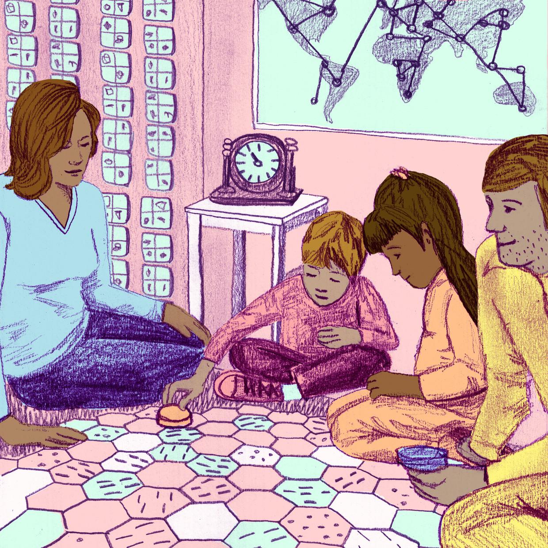 Spiksplinternieuw Gekluisterd aan huis vanwege het coronavirus? Tijd om een bordspel TG-95