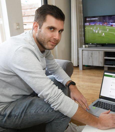 Zettens bedrijf schrijft over voetbal op basis van data en statistieken. 'Beter dan vanuit de onderbuik maar wat roepen'