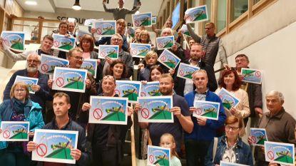 Buurtcomité 'Houd Hingene uit de Wind' haalt slag thuis: Bornem geeft negatief advies voor bouw windturbine