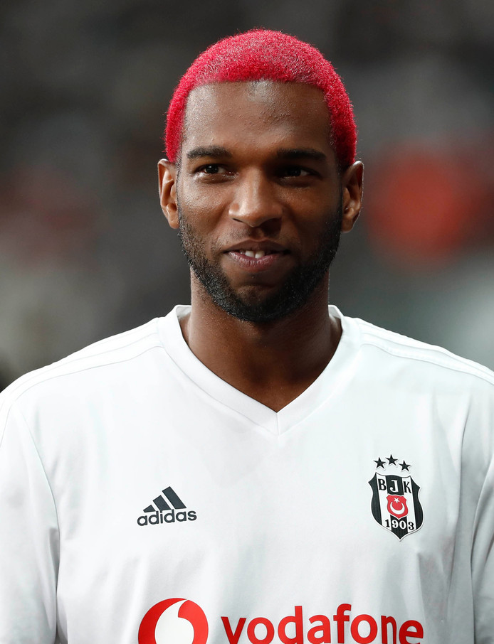 Ryan Babel of Besiktas.
