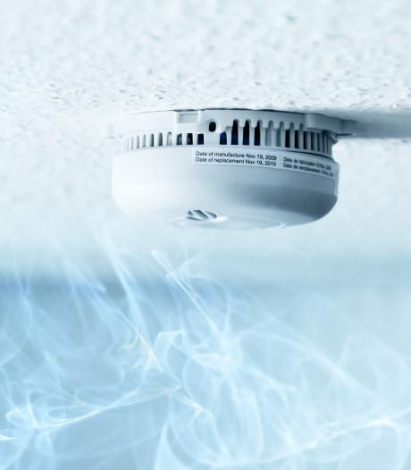 Verplicht een rookmelder op elke etage, ook van bestaande huizen