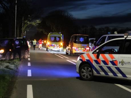 Aanhouding na zwaar ongeluk met voetganger op N228 bij Montfoort