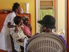 Gerda Havertong: Mensen met dementie zwierven in Suriname op straat