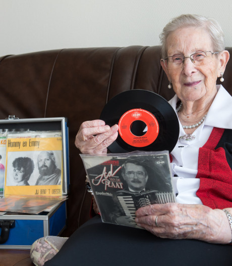 Bredase 'Lady Marie', de oudste dj van de Benelux, overleden