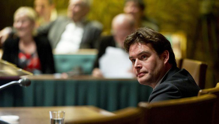 Staatssecretaris Frans Weekers van Financiën Beeld ANP