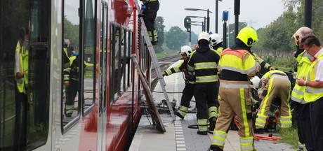 Geen treinen tussen Elst en Tiel door brand