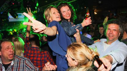 Nostalgisch feesten in discotheek Cobra