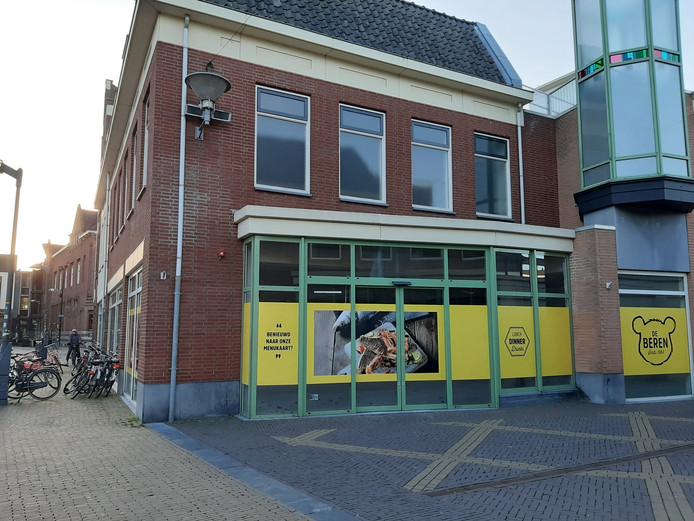 Hier komt restaurant De Beren in Doetinchem.