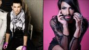 Toen Conchita nog een man zonder baard was