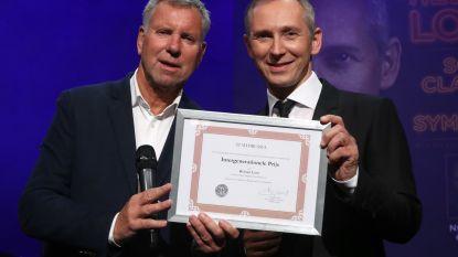 Helmut Lotti krijgt Intergenerationele Prijs van Stad Brussel