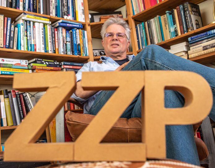 Zwollenaar Pierre Spaninks neemt afscheid als zzp-expert. Hij gaf jarenlang voorlichting en deelde zijn expertise, maar gaat zich nu richten op andere zaken.