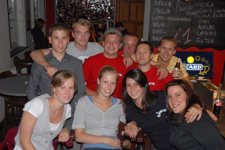 Archiefbeeld jeugdclub Jevaro Sint-Agatha-Rode