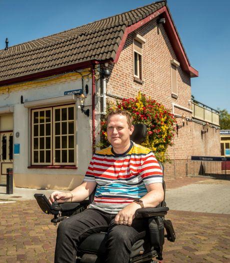 Van hét gezicht naar man achter de schermen: spierziekte krijgt kastelein uit Helmond er niet onder