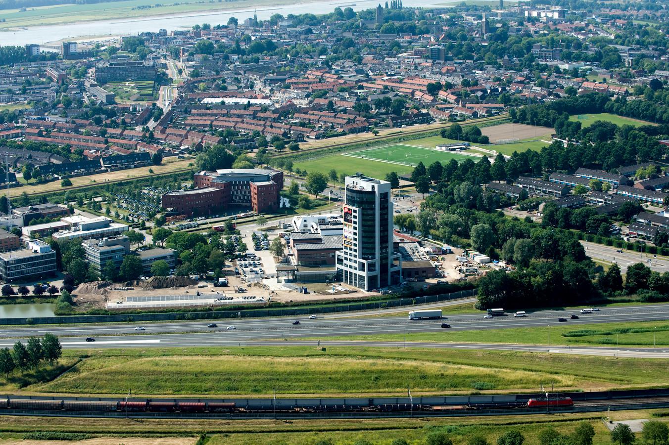 Hotel Van der Valk in Tiel.