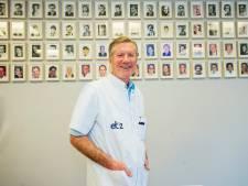 Neuroloog Cees Tijssen bergt zijn reflexhamer op