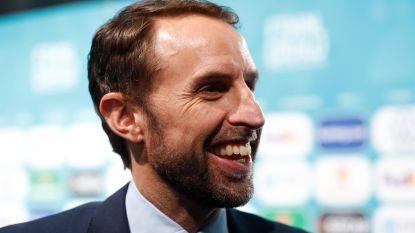 """Engelse bondscoach ziet België ook als EK-favoriet: """"Mensen kijken altijd met grote ogen naar een ploeg met Hazard en De Bruyne"""""""