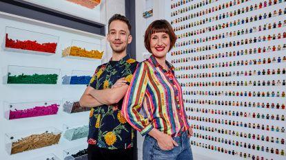 """Jan en Lola uit 'Lego Masters' zagen hun huwelijk kapotgaan aan kanker, maar... """"Na onze breuk hebben we een echtscheidingsfeest gegeven"""""""