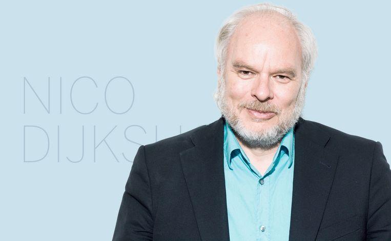 Nico Dijkshoorn. Beeld