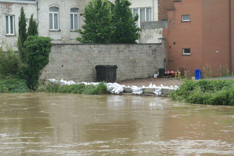 Twee jaar geleden werd Geraardsbergen getroffen door zware overstromingen.