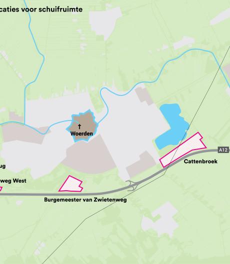 Deze locaties zijn het geschiktst voor nieuwe bedrijventerreinen in Woerden