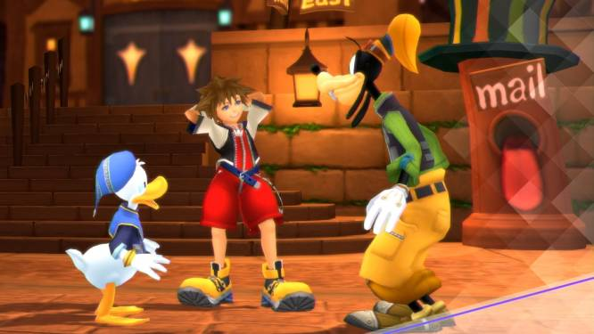 Disney-iconen gaan knokken in ritmisch actiespel Kingdom Hearts: Melody of Memory
