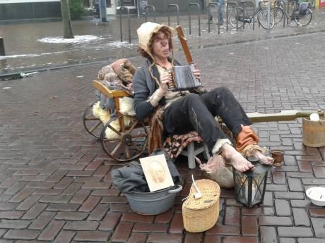 Sneeuw geeft mooi aangekleed Dickens Festijn nóg wat meer cachet