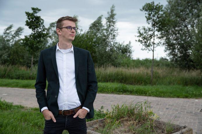 Wethouder Mathijs ten Broeke zegt dat de gemeente Zutphen geen wettelijke middelen heeft om in de particuliere sector huren te bevriezen