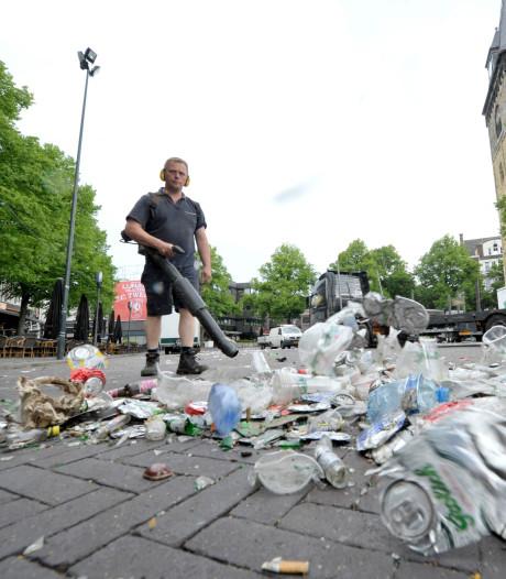 Schiedam gaat strijd aan met plastic