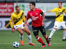 Steunarm Joppen doet Helmond Sport pijn: 'Volgens mij was het de regel om in zo'n geval geen penalty te geven'