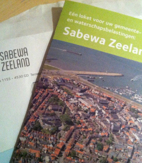 Belastingaanslag van Sabewa Zeeland komt eraan