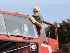 Wim al 46 jaar vrachtwagenchauffeur met grote liefde voor Volvo's