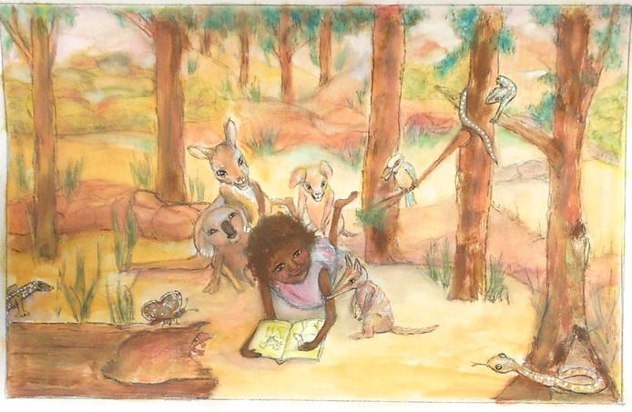 Afbeelding uit boek Mandigers