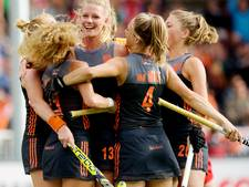 Hockeysters winnen in finale Hockey World League van China
