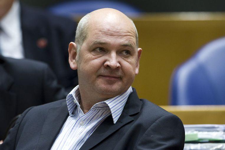 SP-Kamerlid Jan Marijnissen (ANP) Beeld