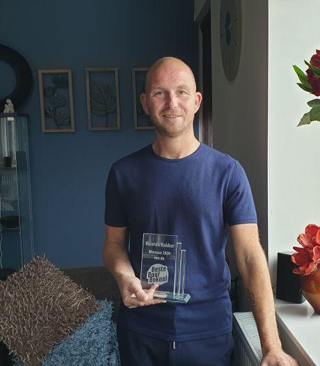 Van operatie herstellende winnaar Beste Buur Bokaal in Almelo wordt nu zelf in de watten gelegd door de buren