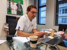 Diederik Gommers: 'Als het helpt dat ik een filmpje maak waarin ik vaccin neem, doe ik het'